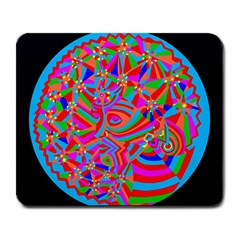 Magical Trance Large Mouse Pad (rectangle) by icarusismartdesigns