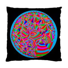 Magical Trance Cushion Case (single Sided)  by icarusismartdesigns
