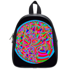 Magical Trance School Bag (small) by icarusismartdesigns