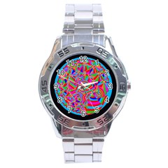 Magical Trance Stainless Steel Watch by icarusismartdesigns
