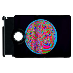 Magical Trance Apple Ipad 3/4 Flip 360 Case by icarusismartdesigns