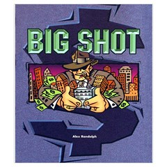 Big Shot Draw Bag By Dean   Drawstring Pouch (small)   Xfb7w22w00qt   Www Artscow Com Back