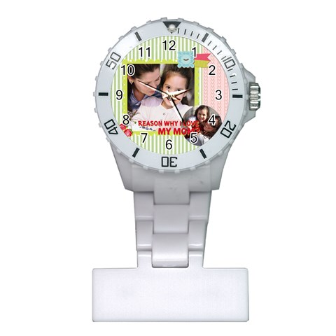 Mothers Day By Mom   Plastic Nurses Watch   Wyahwosa71tg   Www Artscow Com Front