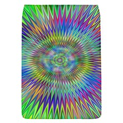 Hypnotic Star Burst Fractal Removable Flap Cover (small) by StuffOrSomething