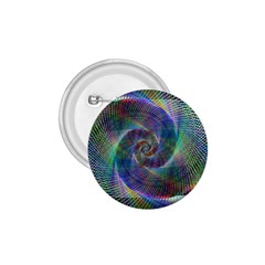 Psychedelic Spiral 1 75  Button by StuffOrSomething