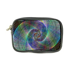 Psychedelic Spiral Coin Purse by StuffOrSomething