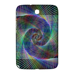 Psychedelic Spiral Samsung Galaxy Note 8 0 N5100 Hardshell Case  by StuffOrSomething