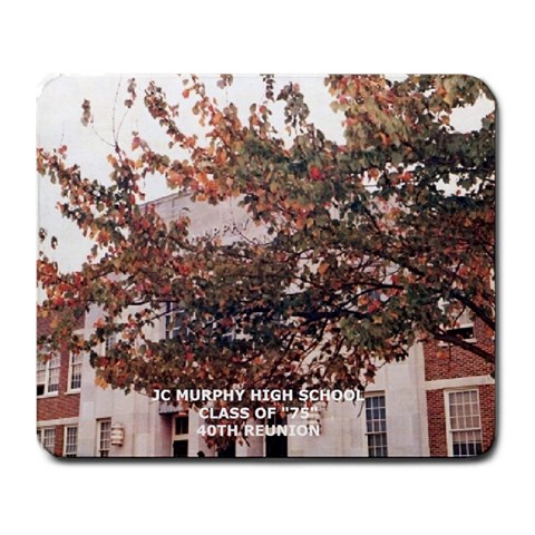 Jc Murphy High Mouse Pad By Beverly A  Terrell   Large Mousepad   Y5l7cegs995t   Www Artscow Com Front