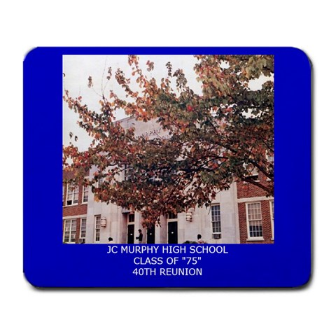 Jc Murphy High Mouse Pad2 By Beverly A  Terrell   Large Mousepad   Raddn23joiah   Www Artscow Com Front