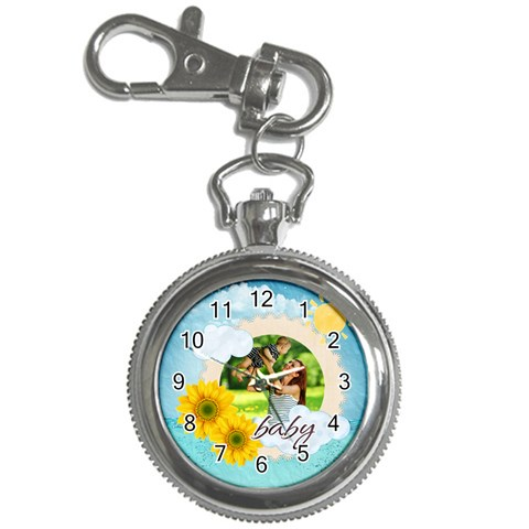 Summer By Summer Time    Key Chain Watch   Byf62hc5n4ft   Www Artscow Com Front