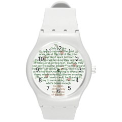 Appletree Plastic Sport Watch (medium) by TheWowFactor