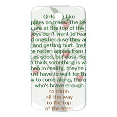 Appletree Samsung Galaxy Mega I9200 Hardshell Back Case by TheWowFactor