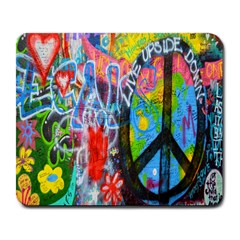 The Sixties Large Mouse Pad (rectangle) by TheWowFactor