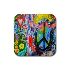 The Sixties Drink Coasters 4 Pack (square) by TheWowFactor