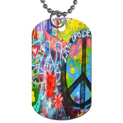The Sixties Dog Tag (one Sided) by TheWowFactor