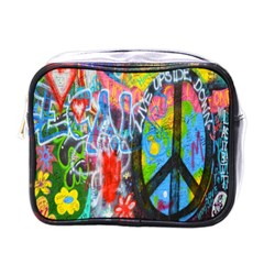 The Sixties Mini Travel Toiletry Bag (one Side) by TheWowFactor