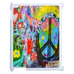 The Sixties Apple Ipad 2 Case (white) by TheWowFactor