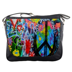 The Sixties Messenger Bag by TheWowFactor