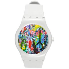 The Sixties Plastic Sport Watch (medium) by TheWowFactor
