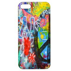 The Sixties Apple Iphone 5 Hardshell Case With Stand by TheWowFactor