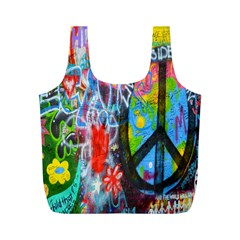 The Sixties Reusable Bag (m) by TheWowFactor