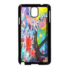The Sixties Samsung Galaxy Note 3 Neo Hardshell Case (black) by TheWowFactor