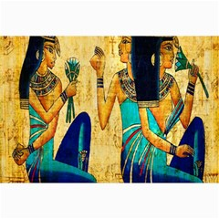 Egyptian Queens Canvas 20  X 30  (unframed) by TheWowFactor