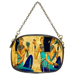 Egyptian Queens Chain Purse (two Sided)  by TheWowFactor
