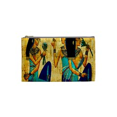 Egyptian Queens Cosmetic Bag (Small) by TheWowFactor