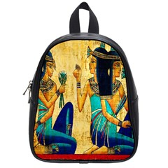 Egyptian Queens School Bag (small) by TheWowFactor