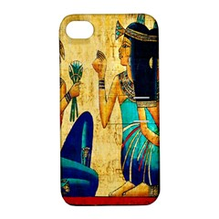 Egyptian Queens Apple Iphone 4/4s Hardshell Case With Stand by TheWowFactor