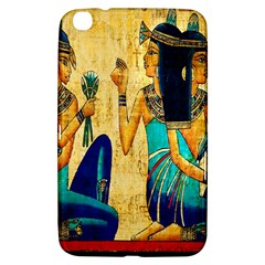 Egyptian Queens Samsung Galaxy Tab 3 (8 ) T3100 Hardshell Case  by TheWowFactor