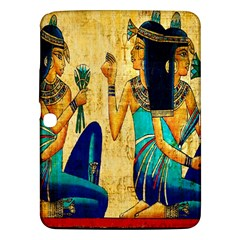 Egyptian Queens Samsung Galaxy Tab 3 (10 1 ) P5200 Hardshell Case  by TheWowFactor