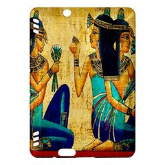 Egyptian Queens Kindle Fire Hdx Hardshell Case by TheWowFactor