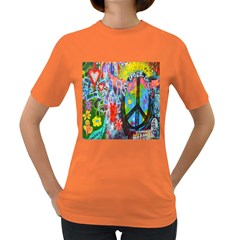 The Sixties Women s T Shirt (colored) by TheWowFactor