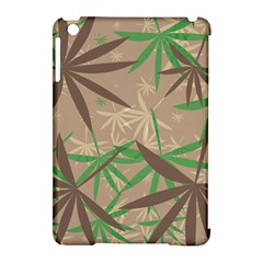 Leaves Apple iPad Mini Hardshell Case (Compatible with Smart Cover) by LalyLauraFLM