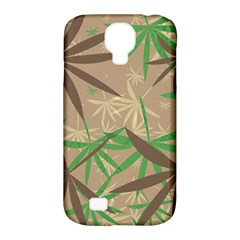 Leaves Samsung Galaxy S4 Classic Hardshell Case (pc+silicone) by LalyLauraFLM