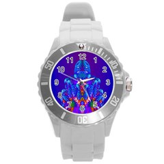 Insect Plastic Sport Watch (large) by icarusismartdesigns