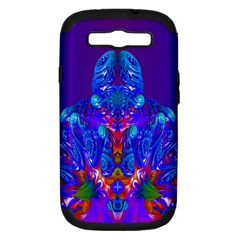 Insect Samsung Galaxy S Iii Hardshell Case (pc+silicone) by icarusismartdesigns
