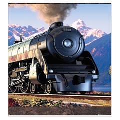 Days Of Steam Draw Bag By Dean   Drawstring Pouch (large)   Fi1kgkgcuwgy   Www Artscow Com Front