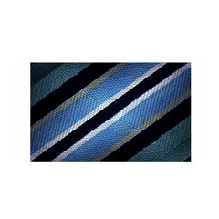 Geometric Stripes Print Satin Wrap by dflcprintsclothing