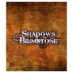 Shadows Of Brimstone Small Storage Bag 7 By Dean   Drawstring Pouch (small)   Zvedhu2lntnb   Www Artscow Com Front