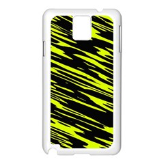 Camouflage Samsung Galaxy Note 3 N9005 Case (white) by LalyLauraFLM