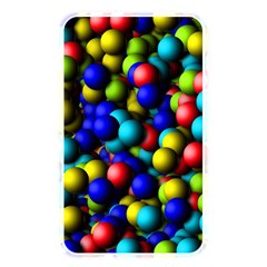 Colorful Balls Memory Card Reader (rectangular) by LalyLauraFLM