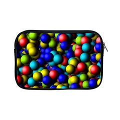 Colorful Balls Apple Ipad Mini Zipper Case by LalyLauraFLM