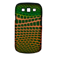Distorted Rectangles Samsung Galaxy S Iii Classic Hardshell Case (pc+silicone) by LalyLauraFLM