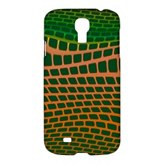 Distorted Rectangles samsung Galaxy S4 I9500/i9505 Hardshell Case $10 by LalyLauraFLM