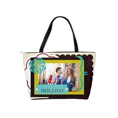Summer By Summer Time    Classic Shoulder Handbag   Gblilo14i6kw   Www Artscow Com Back