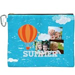 summer - Canvas Cosmetic Bag (XXXL)