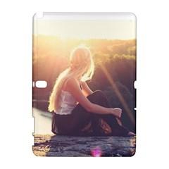 Boho Blonde Samsung Galaxy Note 10 1 (p600) Hardshell Case by boho